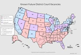 Us Circuit Court Map Maps Judicialnominations Org