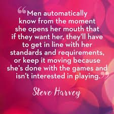 ideas about Best Relationship on Pinterest   Relationships     Pinterest Steve Harvey Quotes  Dating Advice  Get some more Stev spo at redbookmag