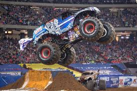 san antonio monster truck show monster jam brings monster trucks to nrg stadium just a week after