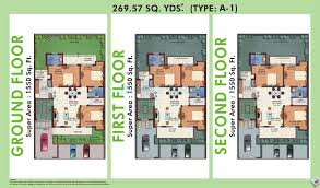 East Wing Floor Plan by M2k The White House In Sector 57 Gurgaon Project Overview Unit