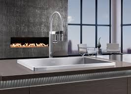 bathroom super white granite countertop with lenova sinks and