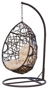 berkley outdoor lounge egg chair contemporary hammocks and
