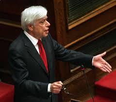 Προκόπης Παυλόπουλος για απολύσεις στο δημόσιο: Είναι κοινωνικώς άδικο, απαράδεκτο και αντισυνταγματικό.