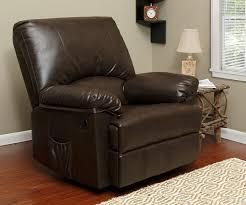 Leather Rocker Recliner Swivel Chair Amazon Com Relaxzen 60 7000m Rocker Recliner With Heat And