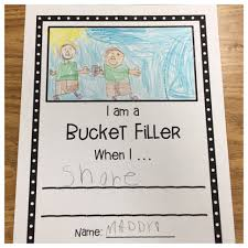 gingerbread writing paper creating a culture of kindness in your classroom scholastic are you a bucket filler