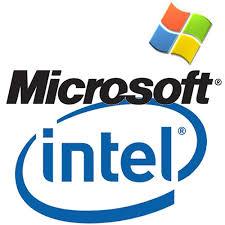 Intel y Microsoft