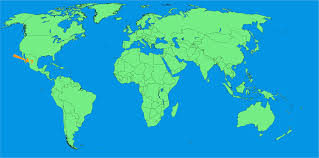 Colored World Map by Can You Label A World Map Playbuzz