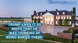 bedminster see donald trump u0027s u0027working vacation u0027 spot money