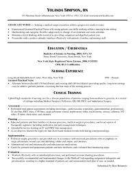 new graduate healthcare medical resume registered nurse student     Resume and Template Nursing Student Nurse Resume   college student resume examples