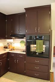 Painting Kitchen Cabinets Espresso Chocolate Color Kitchen Cabinets 2017 Including Espresso Pictures