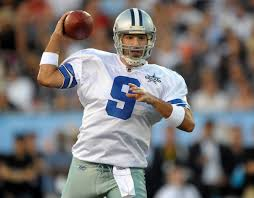 Wild Fire:  Tony Romo – When he's hot, he's a Top 5 QB, but when he's not…….
