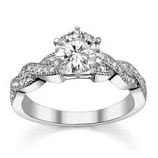 neil lane engagement rings engagement rings amazing engagement rings with twisted band neil