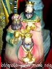 vestimenta de los tres reyes magos