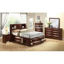 Emily Piece King Bedroom Set RC Willey Furniture Store - 7 piece king bedroom furniture sets