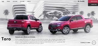 Fiat Toro: confira todos os itens de série e opcionais | Autos Segredos