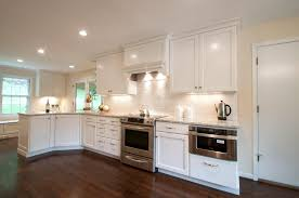 Ash Kitchen Cabinets by Backsplash For White Cabinets Amazing 20 White Raised Panel
