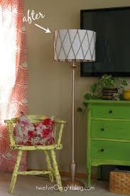 Recycle Home Decor Ideas Best 25 Floor Lamp Makeover Ideas On Pinterest Lamp Makeover