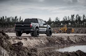 Ford Raptor Custom - this ford svt raptor with off road xd wheels and tires is a monster