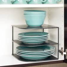 Shelf Kitchen Cabinet Kitchen Seville Classics Perforated Corner Kitchen Cabinet