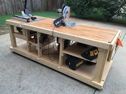 Plans For Building A Wooden Workbench by Get 20 Portable Workbench Ideas On Pinterest Without Signing Up
