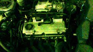 wrecking 2004 mitsubishi outlander 2 4 sohc 4g64 16v ze zf