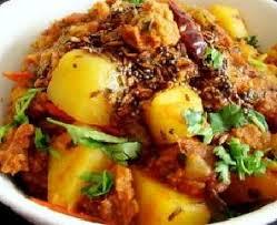 Achari Aaloo by Chef Shireen Anwar