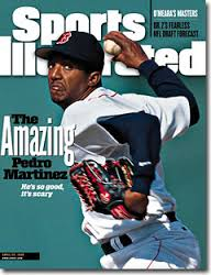Pedro on Sports Illustrated