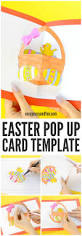 diy easter pop up card easy peasy and fun