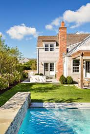 Nantucket Style Homes by Shingle Style House With Beach Chic Interiors On Nantucket Island