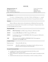 Project Coordinator Resume  sample project manager resume example     Digital Marketing Intern Resume Samples