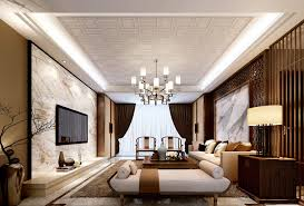 Interior Design Chinese Style Wooden Wall Interior Design - Interior design chinese style