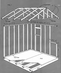 Diy Garden Shed Plans Free by Best 25 8x8 Shed Ideas On Pinterest Diy Decks Ideas Floating