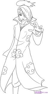 14 best naruto images on pinterest naruto colouring pages and