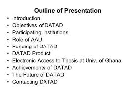 Aau electronic library thesis and dissertation online I Help to Study