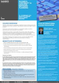 Business Continuity And Disaster Recovery Plan Template Business Continuity Disaster Recovery Planning 23 25 February 20