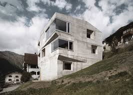 Modern Concrete Home Plans And Designs Contemporary Concrete Homes Designs Plans Haammss Image On