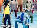 Wanted Film Salman Khan Wallpapers Aisha Takia Bollywood Hindi