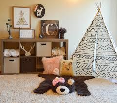 Rug For Baby Room Bear Rug Faux Bear Rug Woodland Nursery Baby Room Decor