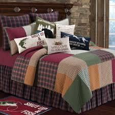 rustic bedding u0026 cabin bedding black forest decor