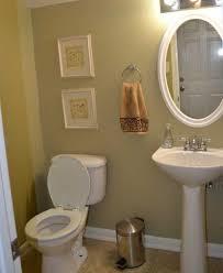 Decorating Half Bathroom Ideas Half Bathroom Decor Ideas Best 10 Small Half Bathrooms Ideas On