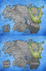 Morrowind Map Differences In Worldview Of Educated And Uneducated Dunmer