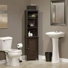 stylish white bathroom linen cabinets bathroom linen tower benevola