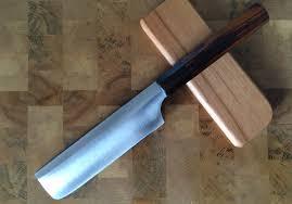 Knife Making Making A Japanese Kitchen Knife Youtube