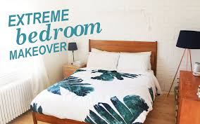 extreme bedroom makeover the sorry girls youtube