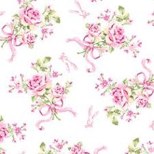 Shabby Chic Pink Wallpaper by Pink Marshmellow M0752 Tea Rose Chintz Shabby Chic Crown