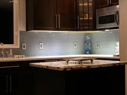 Tile For Backsplash In Kitchen Blue Glass Tile Backsplash 1sf Blue Recycle Glass Mosaic Tile