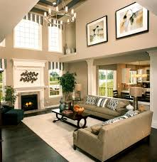 Greatroom Breaking Up A Two Story Wall Two Story Family Room Pinterest