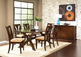 Decor For Dining Room Table Casual Dining Rooms Decorating Ideas For A Soothing Interior How