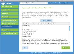 Resume Maker Software For Mac   Resume Maker  Create professional     Resume Maker  Create professional resumes online for free Sample