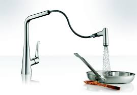 Kitchen Faucets With Pull Out Spray by Object Moved Document Moved Hansgrohe 04870000 Talis S Single